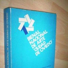 Arte: 1ª BIENAL NACIONAL DE ARTE CIUDAD DE OVIEDO. PINTURA.. Lote 30365014