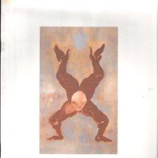 Arte: GABRIEL ALONSO MARÍN. PINTURAS. SALA DE EXPOSICIONES IBERCAJA. VALENCIA. 1995.. Lote 30407142