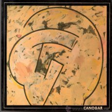 Arte: RAFAEL CANOGAR. RETROSPECTIVA. CENTRE MUNICIPAL DE CULTURA. ALCOI (ALCOY). MAYO - JUNIO 1986.. Lote 30523842