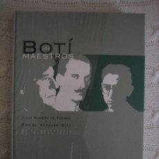 Arte: BOTI Y SUS MAESTROS. Lote 30520051