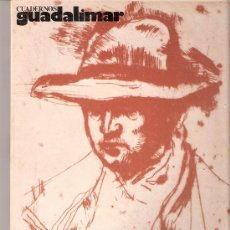 Arte: EUSEBIO SEMPERE. CUADERNOS GUADALIMAR. EDICIONES RAYUELA. Nº 1. 1977.. Lote 30571664