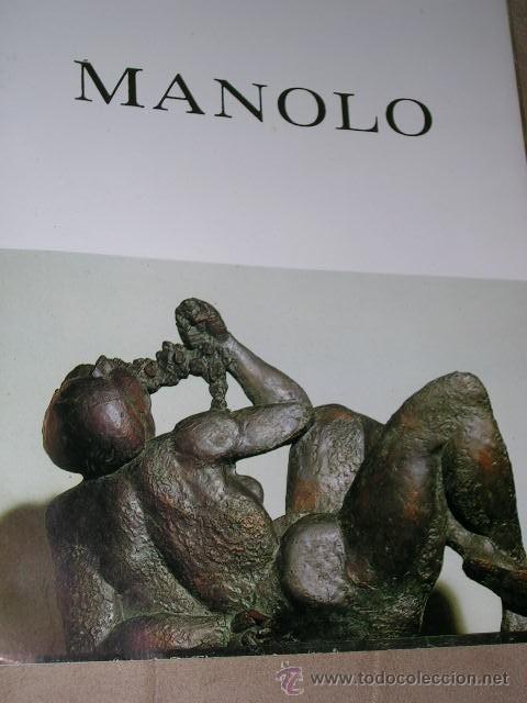 MANOLO HUGE. IMPORTANTE CATÁLOGO 1977.GALERÍA BIOSCA. PGN.48. REPRODUCCIONES 163.VER DETALLES Y FOTO (Arte - Catálogos)