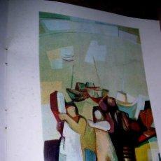 Arte - SOLLA JOSÉ. EXPO 18.DIBUJOS 1974.BUENOS AIRES,4 PG Y PORTADAS.1COLOR 3 B-Ngr ENVÍO PAGO - 31756445