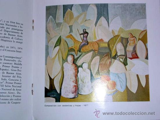 JOSÉ SOLLA. EXPO BUENOS AIRES. 1979. 1.CUADRO COLOR.PAG 4 MAS PORTADAS. VER DETALLES.ENVÍO INCLUIDO (Arte - Catálogos)