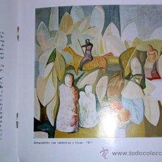 Arte: JOSÉ SOLLA. EXPO BUENOS AIRES. 1979. 1.CUADRO COLOR.PAG 4 MAS PORTADAS. VER DETALLES.ENVÍO INCLUIDO. Lote 31851802