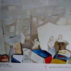 Arte - JOSÉ SOLLA.EXPO MADRID.1978.CUADRO COLOR.1 B y Ngr1.PAG 4 MAS PORTADAS.VER DETALLES.ENVÍO INCLUIDO - 31851882