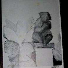 Arte - JOSÉ SOLLA.EXPO pontevedra.1979.TRIPTICO.3.CUDRO B-Ngr.6.PAG .VER FOTOS.ENVÍO INCLUIDO - 31852182