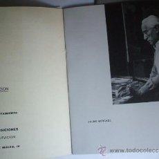 Arte - JAUME MERCADÉ - HOSPITALET DE LLOBREGAT - 1964 - 32060676