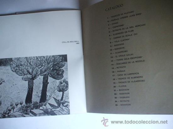 Arte: JAUME MERCADÉ - HOSPITALET DE LLOBREGAT - 1964 - Foto 2 - 32060676