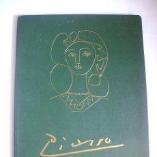 Arte: PICASSO - OBRA GRAFICA - OSLO 1956. Lote 32181027