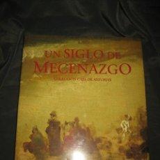 Arte: UN SIGLO DE MECENAZGO COLECCION CAJA DE ASTURIAS 1996. Lote 32221683