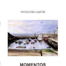 Arte: RAQUEL COIRA.MOMENTOS.EXPOSICIONES CAJASTUR.ITINERANTE.MIERES.AVILES.GIJÓN.LANGREO.10/2011-02/ 2012.. Lote 32327287