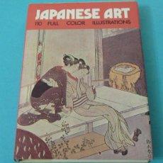 Arte: JAPANESE ART AND KOREAN ART. FRANCESCO ABBATE. EN INGLÉS. Lote 32421988