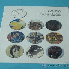 Arte: ARTISTES DE LA MARINA. PINTORS I ESCULTORS. Lote 33651718