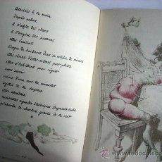 Arte: OEILLADES CISELÉES EN BRANCHE - HANS BELLMER - GEORGES HUGNET - FACSIMIL . Lote 34488889