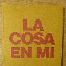 Arte: LA COSA EN MI. CELESTINO CUEVAS. Lote 34698312