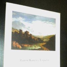 Arte: RAMON ROMEA Y EZQUERRA ( 1830 1907 ). Lote 35213636