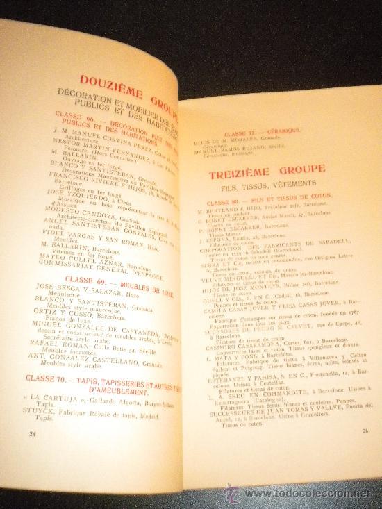 Arte: Exposition Universelle et Internationale de Bruxelles 1910. España - Foto 3 - 35310016