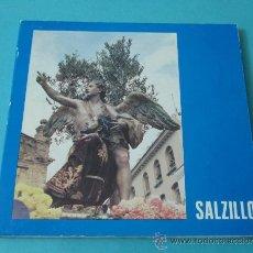 Arte: SALZILLO. SU ARTE Y SU OBRA EN LA PRENSA DIARIA.. Lote 35455354