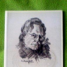 Arte: PAISAJES Y PALABRAS(HOMENAJE A JULIO SANZ SÁIZ);AULA ABIERTA 2002. Lote 14304474