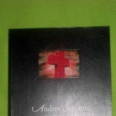 Arte: ANDRES SERRANO.EL DEDO EN LA LLAGA;PHOTOESPAÑA 2006;¡NUEVO!(PRECINTADO). Lote 25793137