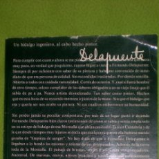 Arte: DELAPUENTE EN EL MUSEO MUNICIPAL DE BELLAS ARTES DE SANTANDER-ABRIL 1984-;. Lote 35603765