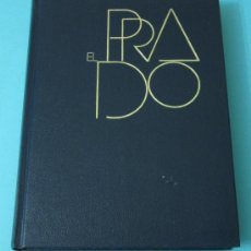 Arte: LIBRO EL PRADO SANCHEZ CANTON TAPA DURA GUAFLEX 1972 263 PAGINAS ESTADO IMPECABLE. Lote 36058818