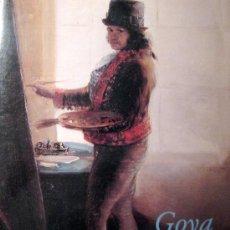 Arte: GOYA EN LAS COLECCIONES MADRILEÑAS. MUSEO DEL PRADO. 1983. CATÁLOGO. Lote 36185994