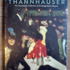 Arte: THE THANNHAUSER COLLECTION OF THE GUGGENHEIM MUSEUM. Lote 153742245
