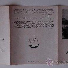Arte - CATÁLOGO EXPOSICIÓN DE JUAN BARBETA EN LAS GALERIAS SYRA (BARCELONA) FEBRERO 1946 - 36805533
