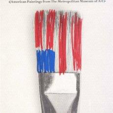 Arte: AMERICAN PAINTING FROM THE METROPOLITAN MUSEUM OF ART - 1966. Lote 36945740