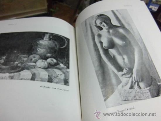 Arte: pintura antigua oleo escultura grabado arquitectura valencia 1951 1ª bienal arte valenciano - Foto 2 - 37012990