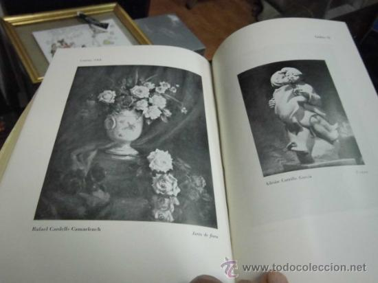 Arte: pintura antigua oleo escultura grabado arquitectura valencia 1951 1ª bienal arte valenciano - Foto 4 - 37012990