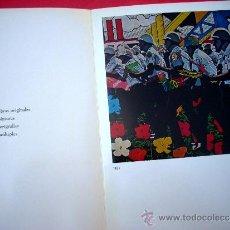 Arte: EQUIPO CRONICA - DÍPTICO 1973. Lote 37180509