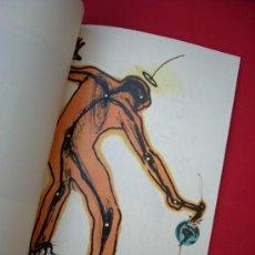 Arte: ZUSH - EVRU - LIBRO DE ARTISTA - ODIRAM. Lote 37426712