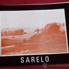 Arte: CATALOGO EXPOSICION DEL PINTOR SARELO - CAJA DE AHORROS DE LEON - 1980. Lote 38422057