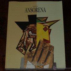 Arte: CATALOGO ANSORENA. SUBASTA 344. NOVIEMBRE 2013. 400 PAGINAS.. Lote 40903155