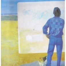Arte: CATALOGO: ANGEL ROJAS. (1971 - 1998). JUNTA CASTILLA - LA MANCHA (CCH). Lote 40914404
