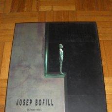 Arte: JOSEP BOFILL - CATÁLOGO CON DEDICATORIA DIBUJO - BALTASAR PORCEL - RAFAEL SANTOS TORROELLA. Lote 41131119