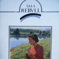 Arte: HOMENAJE GALOFRE SURÍS EN LA SALA REBULL , MAYO 1979.. Lote 41855696