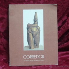 Arte: JUAN A. CORREDOR. SALA IMAGEN. SEVILLA. 1996, CATÁLOGO. PINTURA Y ESCULTURA. OBRA. EXPOSICIÓN. Lote 41920153