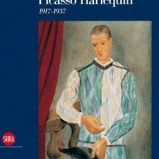 Art: PICASSO HARLEQUIN 1917-1937, YVES-ALAIN BOIS (2008) SKIRA. INGLÉS. NUEVO PRECINTADO. Lote 42226713