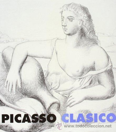PICASSO CLÁSICO CATÁLOGO EXPOSICIÓN MÁLAGA, PALACIO EPISCOPAL 1992 CARMEN GIMÉNEZ (Arte - Catálogos)