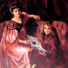 Arte: ÀLBUM. IMATGES DE LA FAMÍLIA EN L'ART. MUSEU DE GIRONA. NARCÍS COMADIRA ET AL.. Lote 42314995