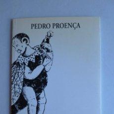 Arte: PEDRO PROENÇA- GALERIA FUCARES. 1998 32 PAG. Lote 42944207