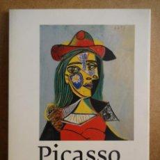 Arte: PICASSO. MUSEU NACIONAL D'ART DE CATALUNYA. CATÁLOGO DE PUBLICACIONES. - 2007 - NUEVO.. Lote 43225609