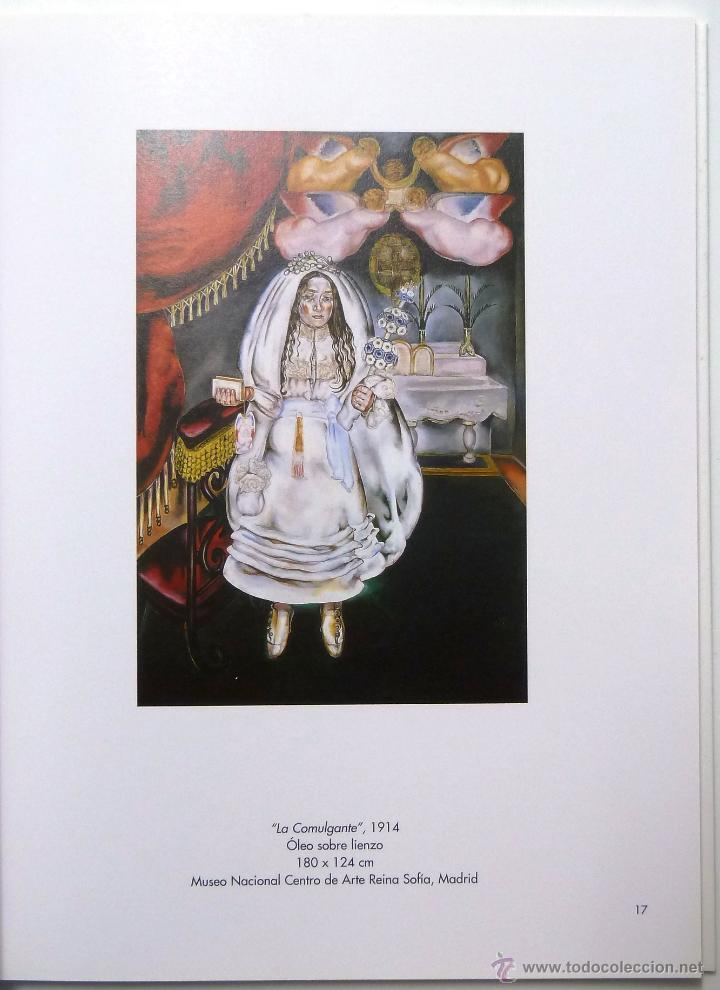 Arte: LIBRO CATALOGO DE MARÍA BLANCHARD. MARZO-ABRIL DE 1998. SOCIEDAD ECONÓMICA DE MALAGA. - Foto 4 - 37921274