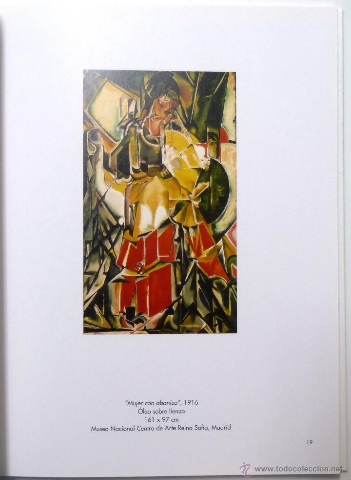 Arte: LIBRO CATALOGO DE MARÍA BLANCHARD. MARZO-ABRIL DE 1998. SOCIEDAD ECONÓMICA DE MALAGA. - Foto 5 - 37921274
