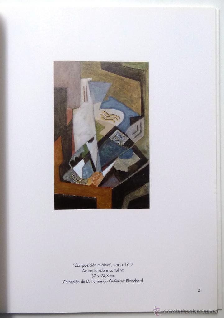 Arte: LIBRO CATALOGO DE MARÍA BLANCHARD. MARZO-ABRIL DE 1998. SOCIEDAD ECONÓMICA DE MALAGA. - Foto 6 - 37921274