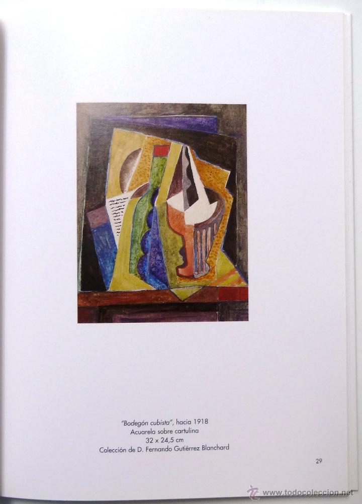 Arte: LIBRO CATALOGO DE MARÍA BLANCHARD. MARZO-ABRIL DE 1998. SOCIEDAD ECONÓMICA DE MALAGA. - Foto 7 - 37921274